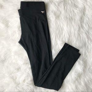 VS PINK black leggings Sz S